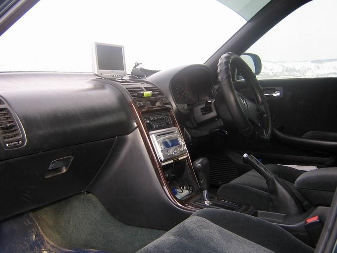 Honda Rafaga — отзывы владельцов