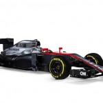 McLaren-Honda показала болид Формулы-1