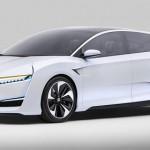 Honda начнет производство автомобилей на топливных элементах к 2020 году