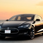 Tesla Model S разогнали до сотни за 2,8 секунды