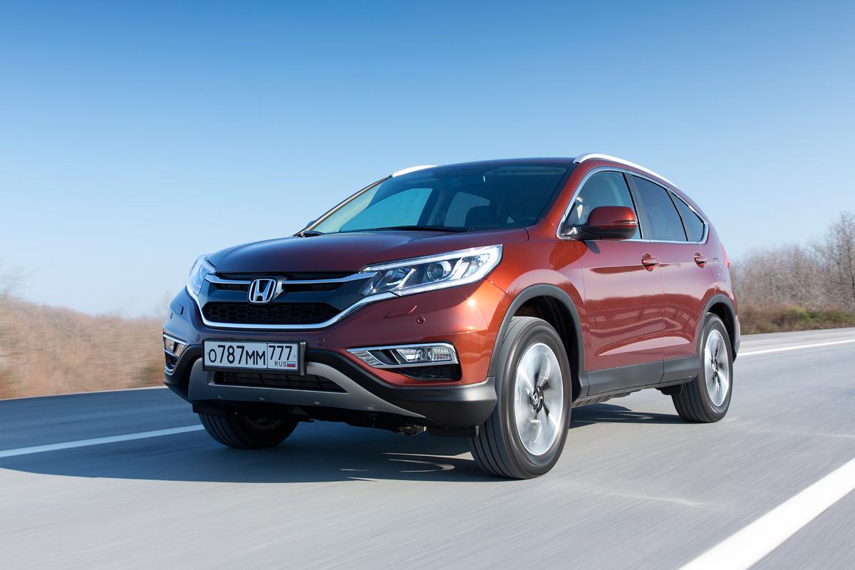 Новое поколение Honda CR-V получит семиместный салон