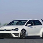 Гоночная модификация Volkswagen Golf