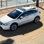 Subaru обновила кроссовер XV