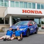 Honda установила рекорд экономичности