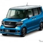 Новая модификация Honda N-Box