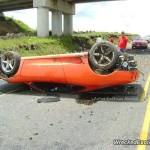 Ferrari 360 Modena разбили в Мексике