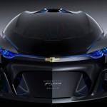 Беспилотник Chevrolet-FNR удивил колёсами без ступиц