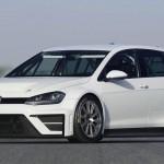 Volkswagen представил гоночную версию Golf