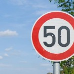 Разрешенную скорость в городах снизят до 50 км/час