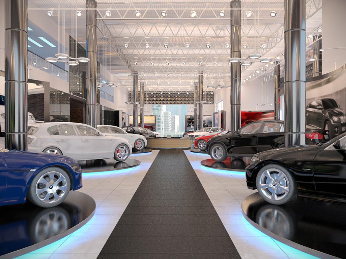 Kontakt  Dealer BMW Dynamic Motors
