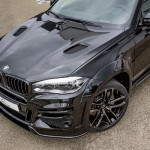 Ателье Lumma сделало рестайл BMW X6