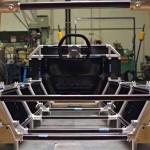 Американцы построили суперкар на шасси, отпечатанном на 3D-принтере