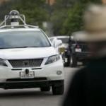 В аварии с самоуправляемым автомобилем Google пострадали люди