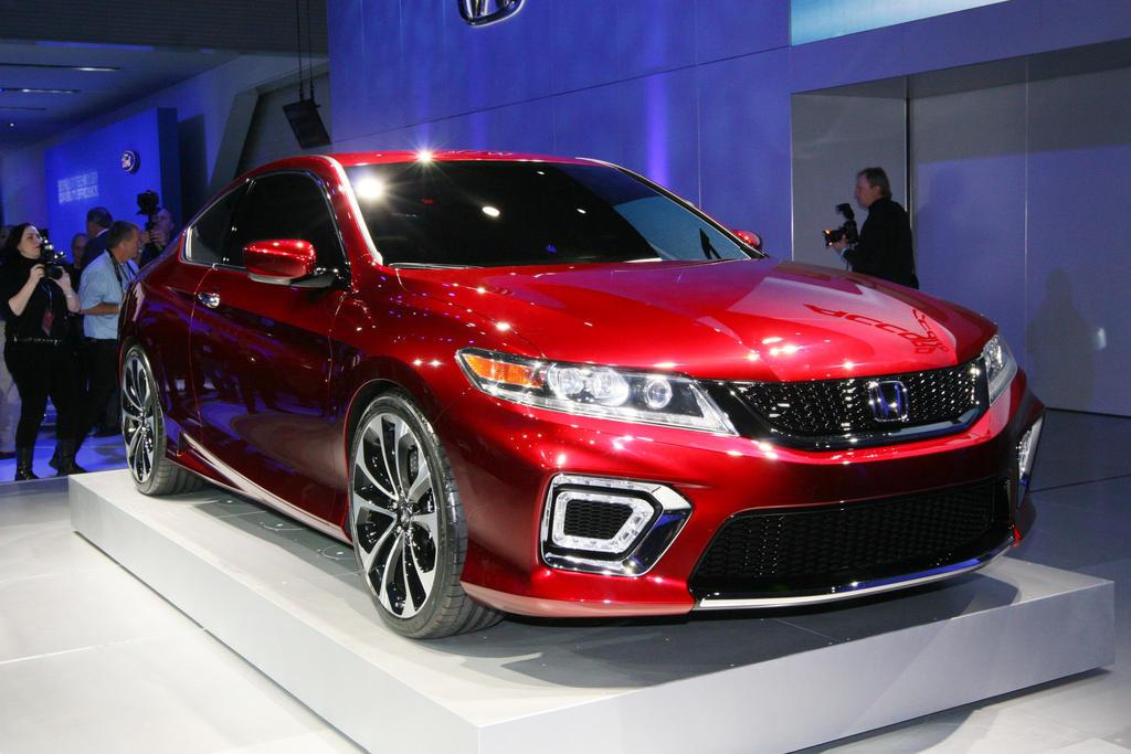 На новые Honda Accord и CR-V будут ставить турбомоторы
