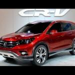 Модель Honda CR-V была признана одним из лидеров остаточной стоимости